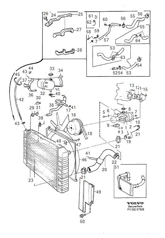 1336255 volvo sealing ring cooling system turbo. Black Bedroom Furniture Sets. Home Design Ideas
